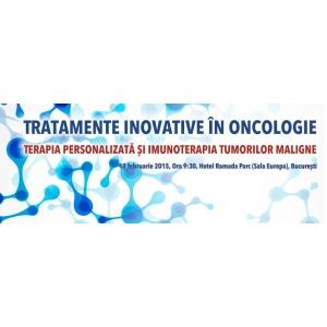 oncolinat tratament cancer. Tratamente inovative in oncologie, editia a-II-a