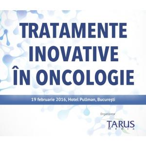 cancer pulmonar. Tratamente Inovative in Oncologie, editia a-II-a, 19 februarie 2016