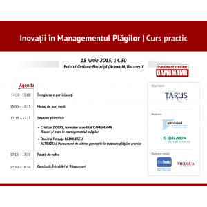 hematrix. Inovatii in Managementul Plagilor