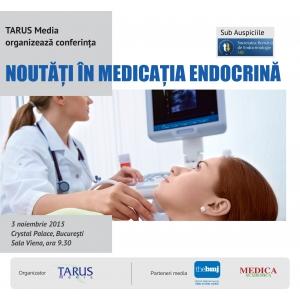 prescriptie medicala. Conferinta Medicala Noutati in Medicatia Endocrina