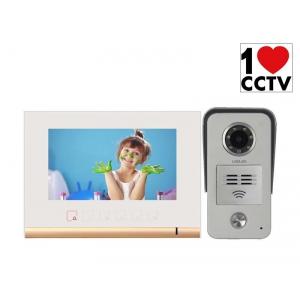 VIDEOINTERFON LEELEN N72B ALB CU CITITOR DE CARD