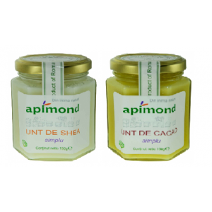 Apimond. Frumusețe și rafinament cu noile produse de îngrijire a corpului Apimond !