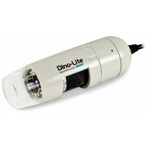 Microscop portabil USB Dino-Lite Basic. Microscop scolar - Caracteristici si arii de utilizare