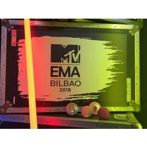 Din culisele MTV EMA 2018 Spania cu FOREO