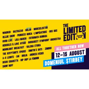 Noi artisti si reguli de acces Summer Well: The Limited Edition