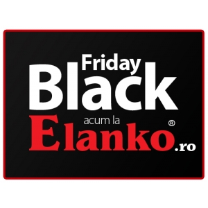 elanko. Black Friday - acum si la Elanko.ro
