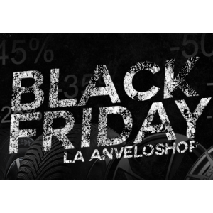 BLACK FRIDAY LA ANVELOPE SI JANTE LA ANVELOSHOP