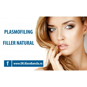 Plasmogel - filler natural cu efect identic cu acidul hialuronic