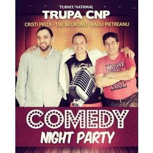 TURNEU NATIONAL - Comedy Night Party - TRUPA CNP