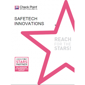 Safetech devine Check Point Certified Collaborative Support Provider (CCSP)