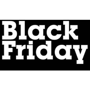 Zarva mare cu Black Friday