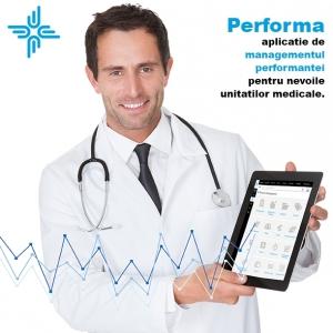 performa. Lansam Performa pentru a sustine performanta serviciilor medicale