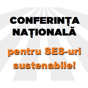 economie sociala. conferinta nationala pentru ses-uri sustenabile
