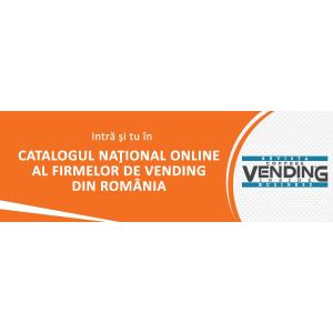 Catalogul National Online al Firmelor de Vending din Romania