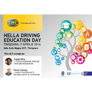 HELLA Driving Education Day