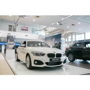 BMW Design Days 2015: Noul BMW Seria 1 a fost prezentat publicului iar Gheorghe Hagi conduce noul BMW X6
