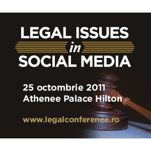 legal issues. Afla ce obligatii legale are compania in utilizarea retelelor sociale la Legal Issues in SocialMedia