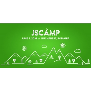 jscamp. Au inceput inscrierile la JSCamp, cel mai mare eveniment de JavaScript din Romania!