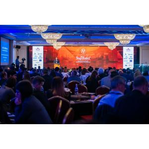 Cel mai important eveniment al anului in industria hoteliera revine cu o editie speciala!