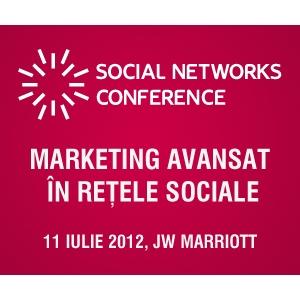 conference. Evensys prezinta Social Networks Conference: marketing avansat  in retelele sociale