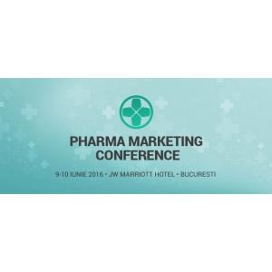 congres pharma. Pharma Marketing Conference aduce cele mai noi oportunitati de promovare pentru industrie
