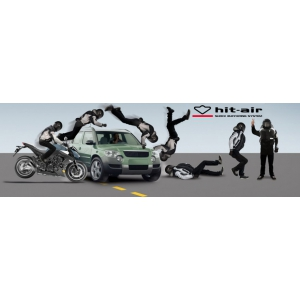 moto. Gecile moto cu airbag - utile sau nu?