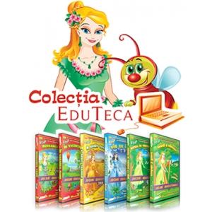 Magazinul EduTeca pentru copii s-a lansat!