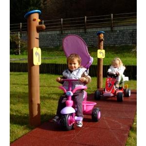 parcuri copii. Echipamentele de joacă în aer liber, instrumente ideale în stimularea cognitivă a copiilor