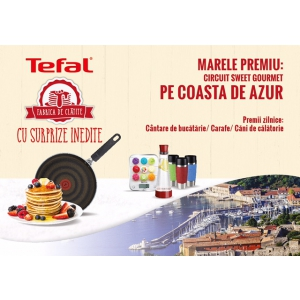 Pancake Tour by Tefal, cel mai delicios turneu al primăverii