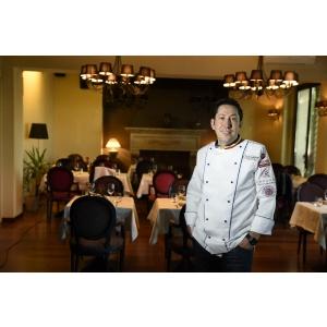 cezar gamulescu. Restaurant Cézanne – glamour de la cuisine by Cezar Munteanu