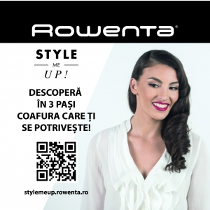 tutoriale. Rowenta Style Me Up!