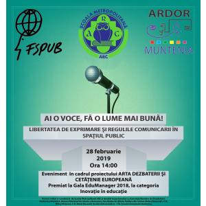 Programul evenimentului
