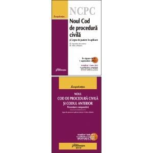 institutii in reglementarea noului cod civil. Important! S-a publicat Legea de punere în aplicare a noului Cod de procedură civilă.