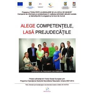 """antidiscriminare. Media Consulta International susţine Universitatea din Bucureşti în cadrul campaniei """"Egalitate la angajare şi la locul de muncă"""""""
