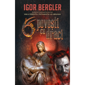 6 povești cu draci, o nouă carte semnată de Igor Bergler