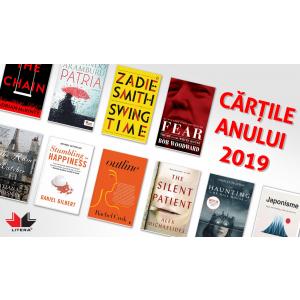 Cărțile anului 2019 de la Editura LITERA