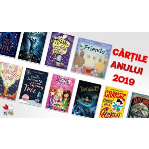 Cartile anului 2019 pentru copii de la Litera mica