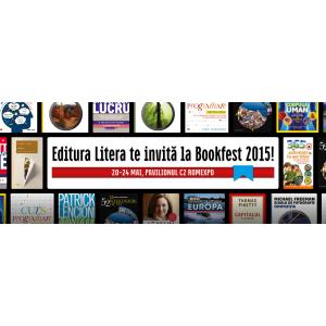 boookfest 2015. Litera la Bookfest 2015