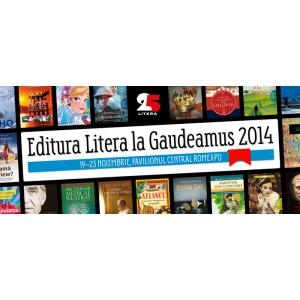 gaudeamus 2014. Litera la Gaudeamus 2014