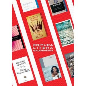 Editura Litera la Gaudeamus 2019