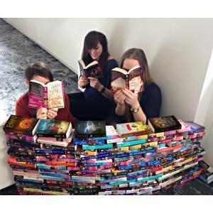 Liniște, copiii citesc! Litera sărbătorește astăzi Ziua Internațională a cărții pentru copii și tineret