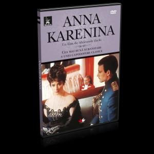 mosfilm. DVD Anna Karenina