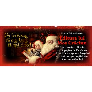 Litera Mică devine Editura lui Moș Crăciun