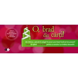 Editura Orfeu 2000. O, brad din cărți!