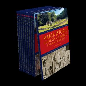 Marea istorie ilustrată a României și a Republicii Moldova: O colecție unică, în 10 volume, care nu trebuie să lipsească din casa niciunui român!