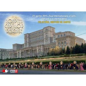 Noaptea Cărților Deschise. Cel mai mare manifest pro-cultură din România de Ziua Internațională a Cărții