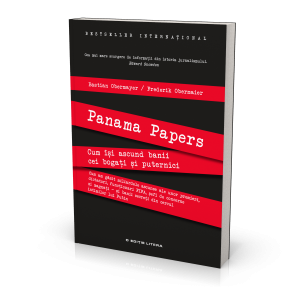 Litera  B. Cartea PANAMA PAPERS acum la Editura Litera!