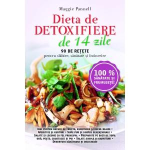 detoxifiere. Dieta de detoxifiere de 14 zile