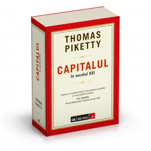 Thomas Antiques. Capitalul in secolul XXI, de Thomas Piketty