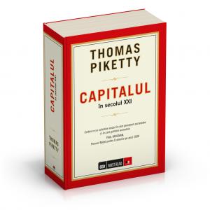 secolul 20. Capitalul in secolul XXI, de Thomas Piketty